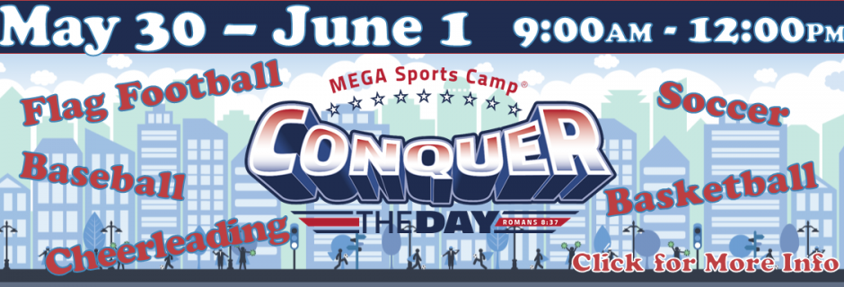 Mega Sports Camp 2017